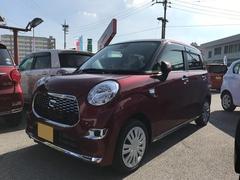沖縄の中古車 ダイハツ キャスト 車両価格 123万円 リ済別 平成28年 0.3万K レッド