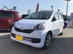 沖縄の中古車 ダイハツ ミライース 車両価格 95万円 リ済別 平成28年 0.5万K ライトブルーM