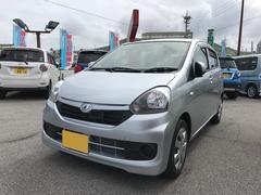 沖縄の中古車 ダイハツ ミライース 車両価格 95万円 リ済別 平成28年 0.5万K シルバー