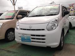 沖縄の中古車 スズキ アルト 車両価格 29万円 リ済別 平成22年 10.0万K ホワイト