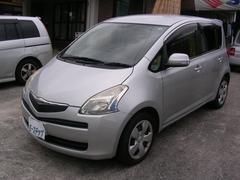 沖縄の中古車 トヨタ ラクティス 車両価格 27万円 リ済込 平成18年 9.7万K シルバーM