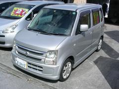 沖縄の中古車 スズキ ワゴンR 車両価格 17万円 リ済込 平成19年 8.2万K シルバーM