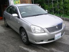 沖縄の中古車 トヨタ プレミオ 車両価格 15万円 リ済込 平成14年 6.8万K シルバーM