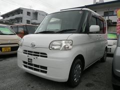 沖縄の中古車 ダイハツ タント 車両価格 63万円 リ済込 平成21年 2.4万K ホワイト