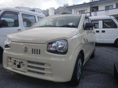 沖縄の中古車 スズキ アルト 車両価格 87万円 リ未 新車  クリーム