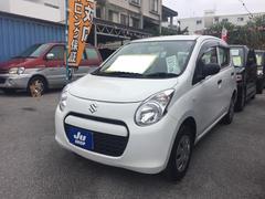 沖縄の中古車 スズキ アルト 車両価格 43万円 リ済込 平成23年 2.5万K ホワイト