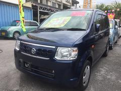 沖縄の中古車 日産 オッティ 車両価格 37万円 リ済込 平成23年 10.9万K 紺