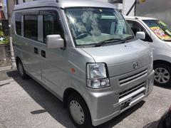 沖縄の中古車 マツダ スクラム 車両価格 54万円 リ済込 平成23年 8.4万K シルバー