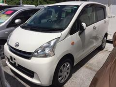 沖縄の中古車 ダイハツ ムーヴ 車両価格 53万円 リ済込 平成24年 7.7万K ホワイト