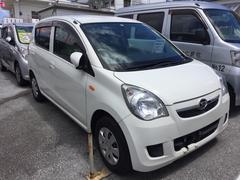 沖縄の中古車 ダイハツ ミラ 車両価格 33万円 リ済込 平成24年 7.5万K ホワイト