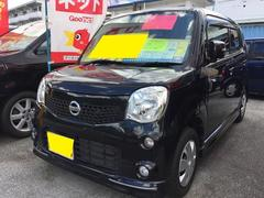 沖縄の中古車 日産 モコ 車両価格 64万円 リ済込 平成25年 10.4万K ブラック