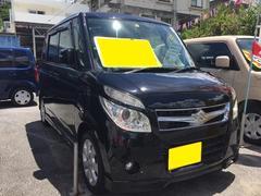 沖縄の中古車 スズキ パレット 車両価格 64万円 リ済込 平成20年 9.2万K ブラック