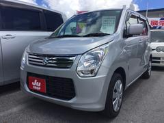 沖縄の中古車 スズキ ワゴンR 車両価格 59万円 リ済込 平成25年 9.3万K シルバー