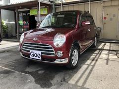 沖縄の中古車 ダイハツ ミラジーノ 車両価格 43万円 リ済込 平成17年 10.9万K レッド