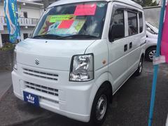 沖縄の中古車 スズキ エブリイ 車両価格 49万円 リ済込 平成23年 9.4万K ホワイト
