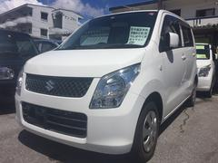 沖縄の中古車 スズキ ワゴンR 車両価格 43万円 リ済込 平成22年 4.2万K ホワイト