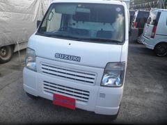 沖縄の中古車 スズキ キャリイトラック 車両価格 29万円 リ済込 平成17年 12.4万K ホワイト