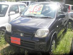 沖縄の中古車 スズキ Kei 車両価格 19万円 リ済込 平成19年 12.7万K ブラック