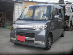 沖縄の中古車 ダイハツ タント 車両価格 45万円 リ済込 平成20年 13.8万K グレー