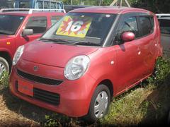 沖縄の中古車 スズキ MRワゴン 車両価格 16万円 リ済込 平成18年 9.4万K ピンク