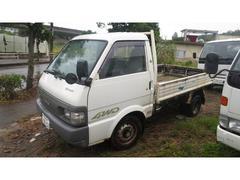 沖縄の中古車 マツダ ボンゴトラック 車両価格 19万円 リ済込 平成11年 30.0万K ホワイト