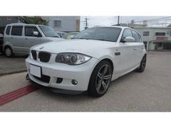 沖縄の中古車 BMW BMW 車両価格 120万円 リ済別 2007年 9.2万K パール