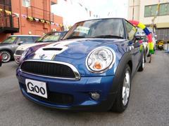 沖縄の中古車 MINI MINI 車両価格 98万円 リ済込 2007年 8.1万K ブルー