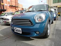 沖縄の中古車 MINI MINI 車両価格 129万円 リ済込 2011年 5.8万K ブルー