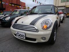 沖縄の中古車 MINI MINI 車両価格 108万円 リ済込 2009年 8.5万K ホワイト