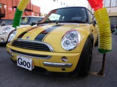 沖縄の中古車 MINI MINI 車両価格 49万円 リ済込 2002年 9.3万K イエロー