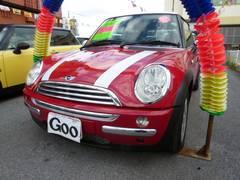 沖縄の中古車 MINI MINI 車両価格 85万円 リ済込 2006年 7.4万K レッド