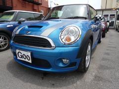 沖縄の中古車 MINI MINI 車両価格 118万円 リ済込 2008年 8.2万K ライトブルー