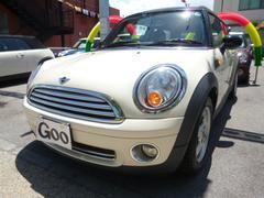 沖縄の中古車 MINI MINI 車両価格 105万円 リ済込 2008年 8.2万K ペッパーホワイト