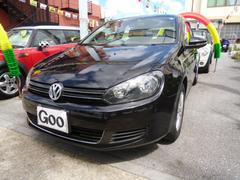 沖縄の中古車 フォルクスワーゲン VW ゴルフ 車両価格 98万円 リ済込 2012年 7.1万K ブラック