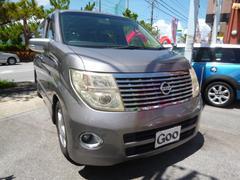 沖縄の中古車 日産 エルグランド 車両価格 79万円 リ済込 平成21年 12.0万K グレーM