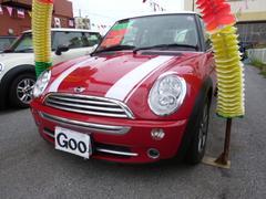 沖縄の中古車 MINI MINI 車両価格 75万円 リ済別 2006年 9.3万K レッド