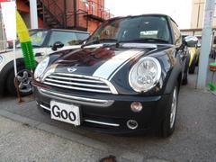 沖縄の中古車 MINI MINI 車両価格 79万円 リ済込 2006年 3.7万K ブラック