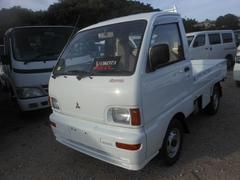 ミニキャブトラック4WD車エアコン