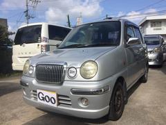 沖縄の中古車 スバル プレオ 車両価格 7万円 リ済込 平成13年 16.5万K シルバー