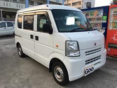 沖縄の中古車 スズキ エブリイ 車両価格 38万円 リ済込 平成23年 17.9万K ホワイト