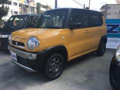 沖縄の中古車 スズキ ハスラー 車両価格 119万円 リ済込 平成29年 10K イエローII