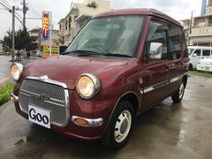 沖縄の中古車 三菱 ミニカトッポ 車両価格 29万円 リ済別 平成10年 8.5万K ダークレッド
