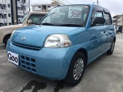 沖縄の中古車 ダイハツ エッセ 車両価格 33万円 リ済込 平成22年 1.7万K ライトブルーM