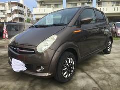 沖縄の中古車 スバル R2 車両価格 35万円 リ済込 平成20年 10.5万K DグリーンM