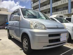 沖縄の中古車 ホンダ ライフ 車両価格 26万円 リ済込 平成15年 8.0万K ブルー