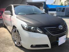 沖縄の中古車 トヨタ カムリ 車両価格 93万円 リ済込 平成19年 8.5万K 特色