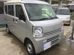 沖縄の中古車 スズキ エブリイ 車両価格 89万円 リ済込 平成29年 600K グレー