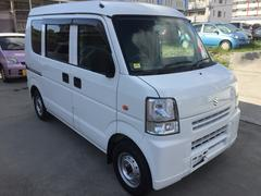 沖縄の中古車 スズキ エブリイ 車両価格 58万円 リ済込 平成22年 7.9万K ホワイト
