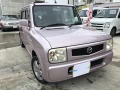 沖縄の中古車 マツダ スピアーノ 車両価格 19万円 リ済込 平成15年 12.7万K ワインM