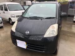 沖縄の中古車 日産 モコ 車両価格 25万円 リ済込 平成16年 9.1万K ブラック